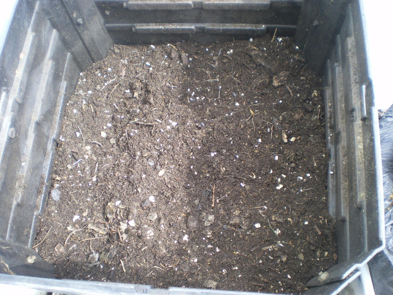 finished-compost